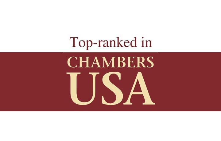Top ranked chmabers USA