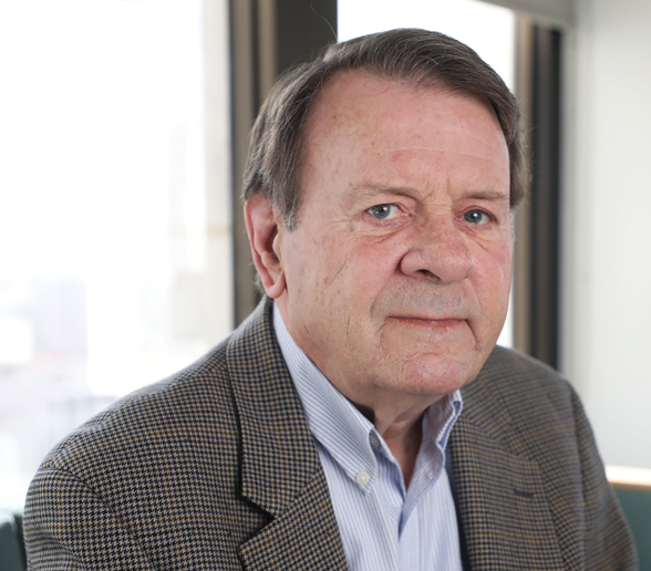 Team member Joel D. Eaton