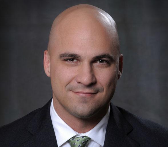 Team member John Gravante III