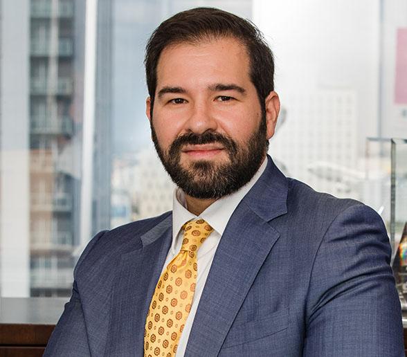Team member Ricardo M. Martinez-Cid