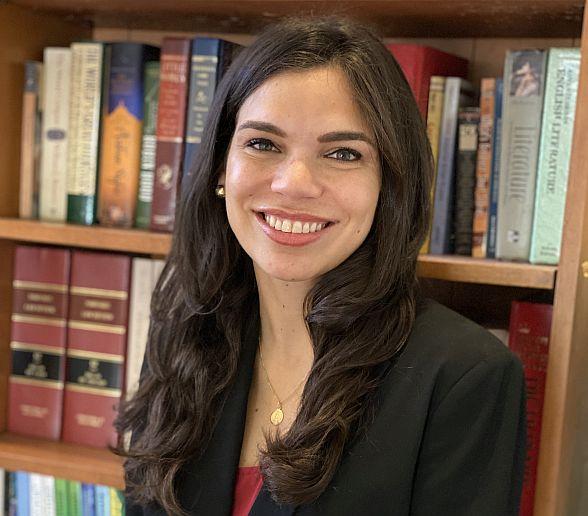 Team member Christina H. Martinez
